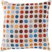 <strong>Surrounded by Circles Pillow</strong> by Surya