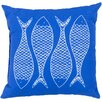 <strong>Fabulous Fish Pillow</strong> by Surya