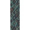Surya Alameda Teal Geometric Rug