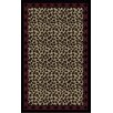 Surya Amour Beige Animal Print Rug