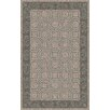 Surya Bordeaux Gray Geometric Area Rug