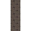 <strong>Stamped Charcoal Rug</strong> by Surya