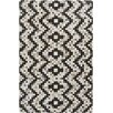 Surya Trail Black/Gray Area Rug