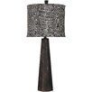 "Surya Sadie 33"" H Table Lamp with Drum Shade"