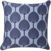 Surya Kabuki Florence Broadhurst Pillow with Polyester Fill