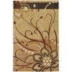 <strong>Athena Tan/Beige Rug</strong> by Surya