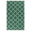 <strong>Frontier Deep Sea Green Rug</strong> by Surya