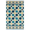 <strong>Surya</strong> Storm Atlantic Blue Indoor/Outdoor Rug