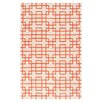 Surya Goa Ivory/Orange Area Rug