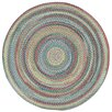 Capel Rugs Portland Medium Blue Variegated Area Rug