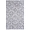 Capel Rugs Williamsburg Lilac Linc Rope Graphic Rug
