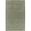 Capel Rugs Interlace Green/Beige Area Rug