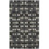 <strong>Capel Rugs</strong> Kevin O'Brien Charcoal Dot Rug