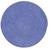Capel Rugs Custom Classics Bright Purple Solid Rug