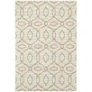 Capel Rugs Elsinore Cinnamon Moor Outdoor Area Rug