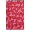 Capel Rugs Valentine Red/Pink Area Rug