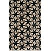 <strong>Charlotte Black Rug</strong> by Capel Rugs