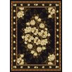 <strong>United Weavers of America</strong> China Garden Sugar Magnolia Black Rug