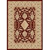 <strong>Dynamic Rugs</strong> Nain Burgundy Persian Rug