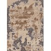 Dynamic Rugs Treasure Cream Abstract Area Rug