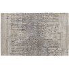 Dynamic Rugs Posh Black/Gray Area Rug