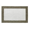 <strong>Dynamic Rugs</strong> Manhattan Ivory/Sage Solid Bordered Rug