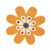 Fantasia FlowerYellow  Kids Rug