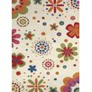 Fantasia Fan Girls Bouquet Kids Rug