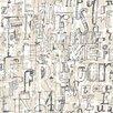 Tres Tintas Barcelona 9 Selvas De Mariscal Lletres Wallpaper