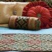 Silverado Home Cloisonné Neck Roll Pillow