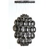 dCOR design Ennis 6 Light Foyer Pendant