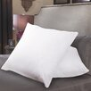 Sweet Home Collection Square European Pillow (Set of 2)