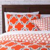 Mercury Row Quatrefoil Duvet Cover Set