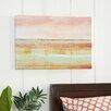 Mercury Row 'Landscape Autumn' Painting Print on Wrapped Canvas