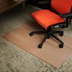 <strong>Composite Hard Floor Straight Edge Chair Mat</strong> by Anji Mountain