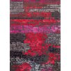 Foreign Accents Boardwalk Red Area Rug