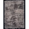 <strong>Foreign Accents</strong> Elementz Fettuccine Silver Rug