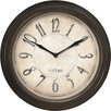 "FirsTime 9.75"" Distressed Wall Clock"