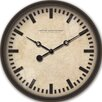 "FirsTime 10.25"" Raised Wall Clock"