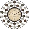 "FirsTime 20"" Shasta Wire Wall Clock"