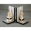 Judith Edwards Designs Beach Babe Book Ends (Set of 2)