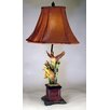 """Judith Edwards Designs Duck 31"""" H Table Lamp with Bell Shade"""