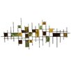 Stratton Home Decor Modern Geometric Statement Wall Décor