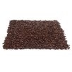 Ess Ess Exports Dark Brown Area Rug