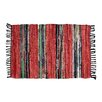 Ess Ess Exports Broadway Red Area Rug