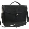 AmeriLeather Montana Leather Laptop Executive Briefcase