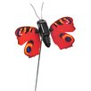 Russco Solar Buddies Flapping Butterfly Plant Pick