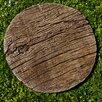 Campania International Faux Bois Stepping Stone