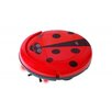 Techko Maid Inc Super Maid Lady Bug Robotic Vacuum, High Speed Sweeper & Mop