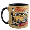 TMD Holdings Official Licensed Ford Power For The Working Man Oversized Mug